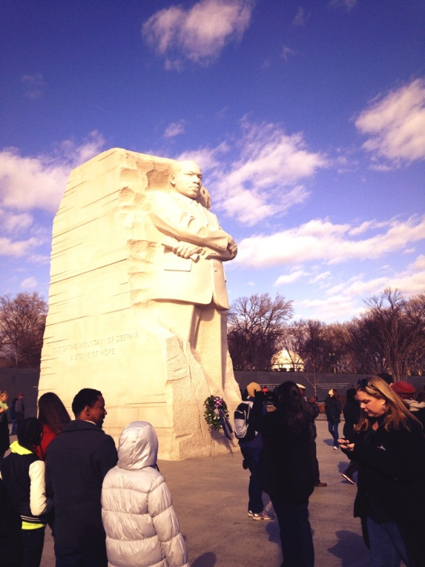 Martin Luther King Memorial, Washington, DC